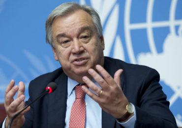 Guterres aponta várias facetas das implicações da Covid-19 na paz e segurança
