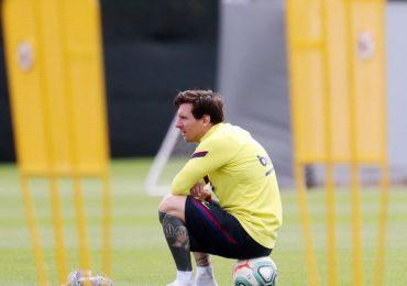 Presidente do Barcelona confia na renovação contratual de Messi