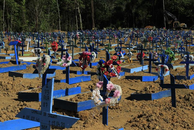Mortes por Covid-19 passam de 32 mil no Estado de São Paulo