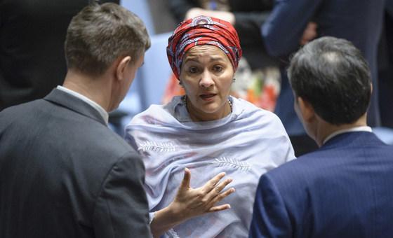 Reunião de líderes mulheres defende renascimento da economia para agenda 2030