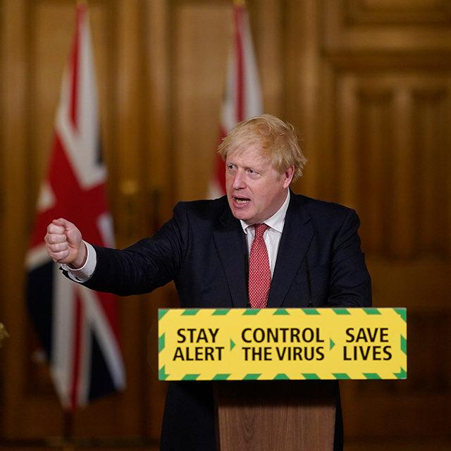 Reino Unido diz que mutação do coronavírus está fora de controle