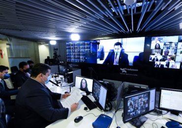 Projeto monitora produtividade do Congresso na pandemia