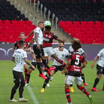 Atlético-MG vence o Flamengo no Maracanã na primeira rodada do Brasileirão
