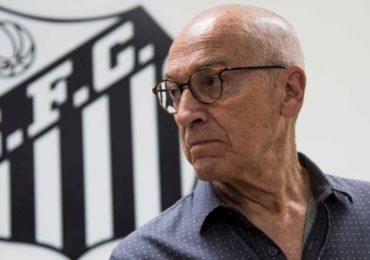 Jesualdo Ferreira não é mais técnico do Santos FC