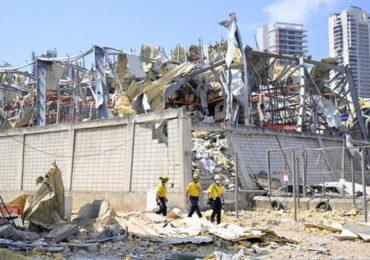 Nações Unidas pedem empenho de todos para recuperação do Líbano após explosão