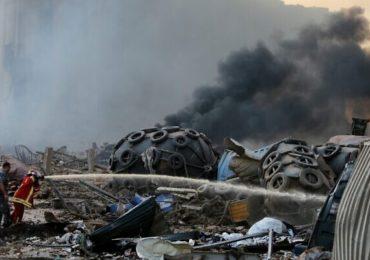 Brasileira relata tensão em Beirute após grande explosão