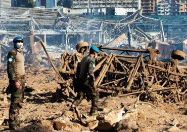 Dezenas de refugiados entre vítimas mortais de explosão em Beirute