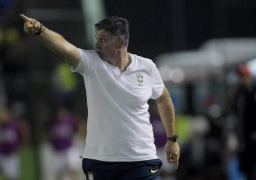 Guilherme Dalla Déa deixa comando da Seleção sub-17