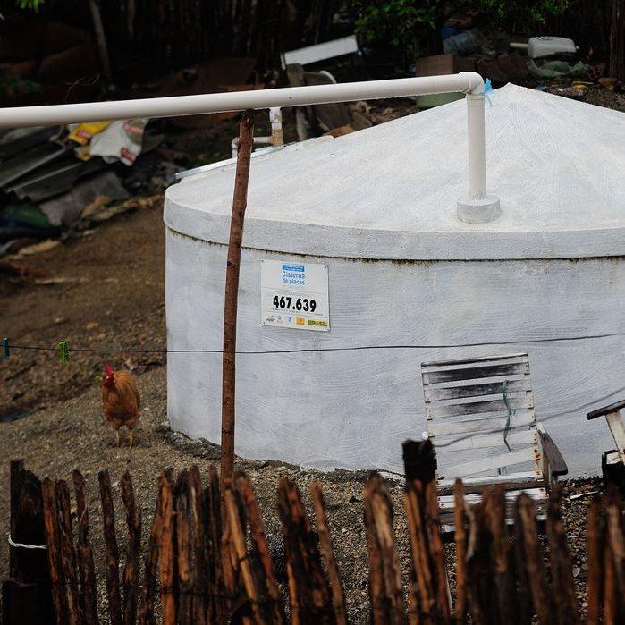 Construção de 2 mil cisternas vai beneficiar 100 mil alunos