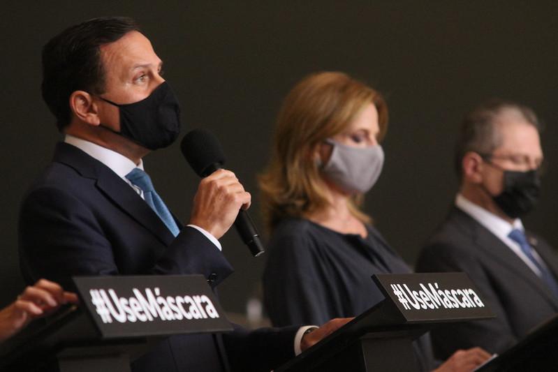 Doria afirma que Butantan não produzirá a vacina russa