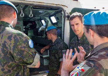 ONU pede a funcionários que fiquem em casa no Líbano