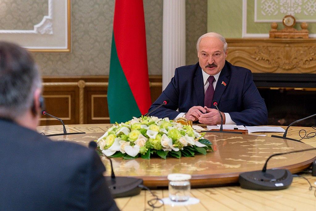 Leste Europeu defende sanções contra governo de Belarus