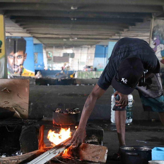 Atividades celebram luta da população em situação de rua
