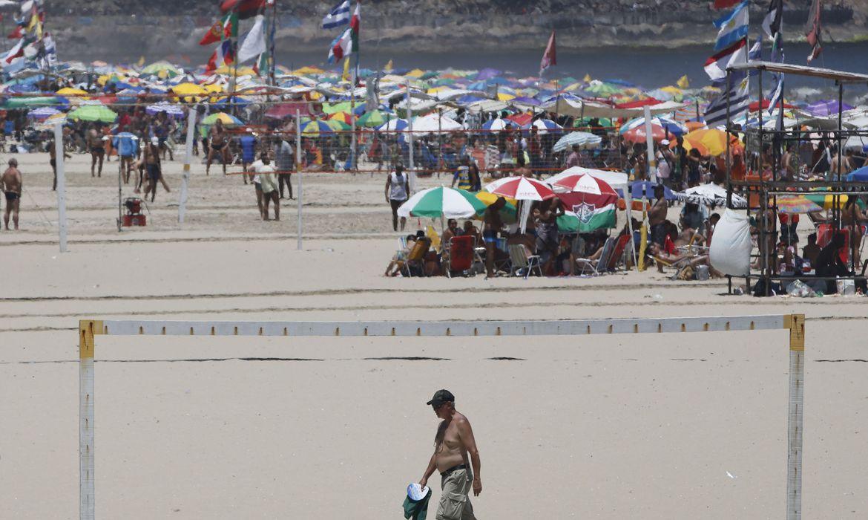 Prefeitura do Rio de Janeiro vai demarcar faixa de areia das praias