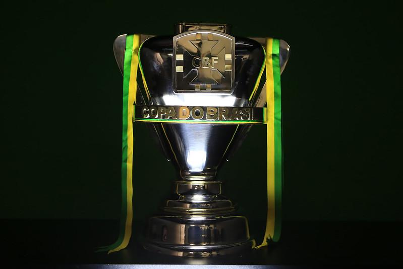 CBF divulga novas datas para jogos da Copa do Brasil