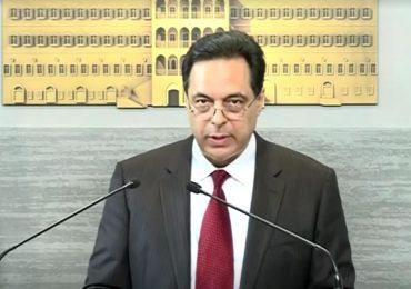 Primeiro-Ministro do Líbano anuncia saída do governo