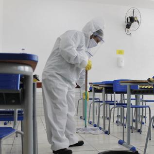Escolas terão protocolos rigorosos para volta das aulas presenciais