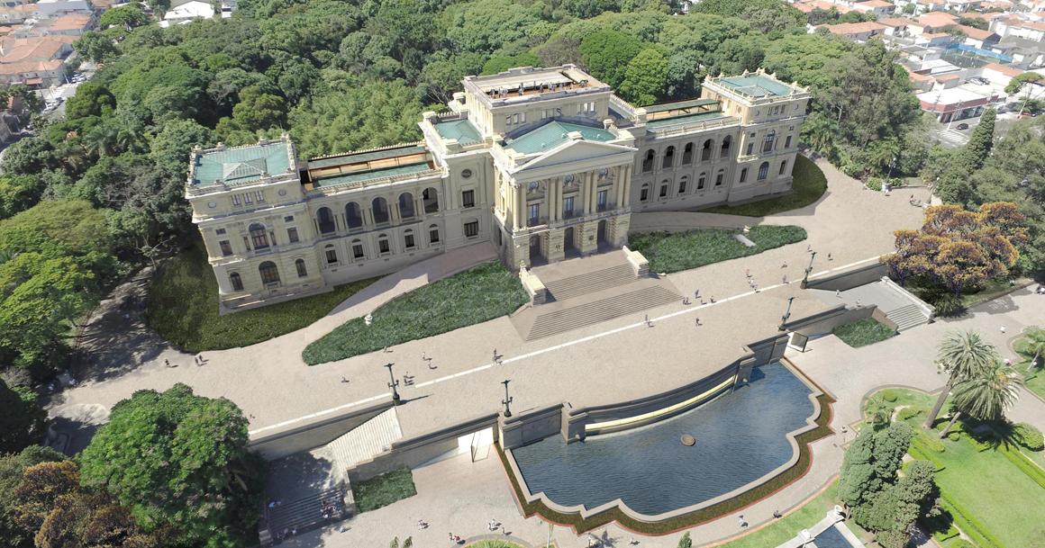 Museu do Ipiranga tem ações virtuais para celebrar Independência