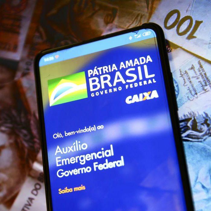Auxílio emergencial é a única renda de 36% dos beneficiários