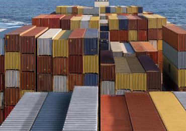 Transporte marítimo perfaz mais de 80% do comércio global