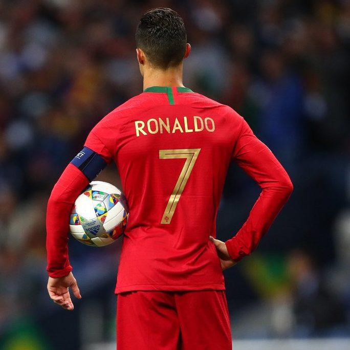 CR7 volta a marcar na goleada de Portugal sobre Israel