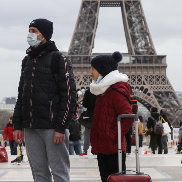 OMS diz que aceleração da pandemia na Europa é alarmante