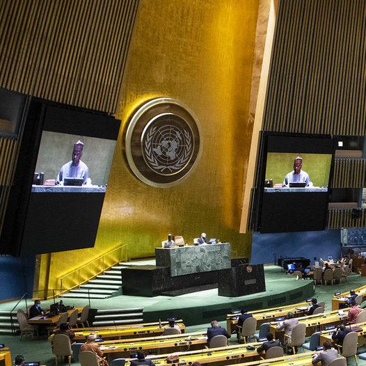 """ONU pede mundo unido """"como nunca"""" para superar emergência da Covid-19"""