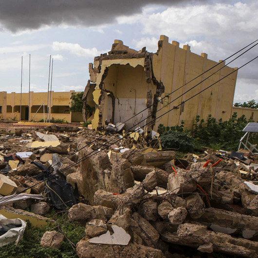 Pandemia marca virada do jogo para a paz e segurança internacionais
