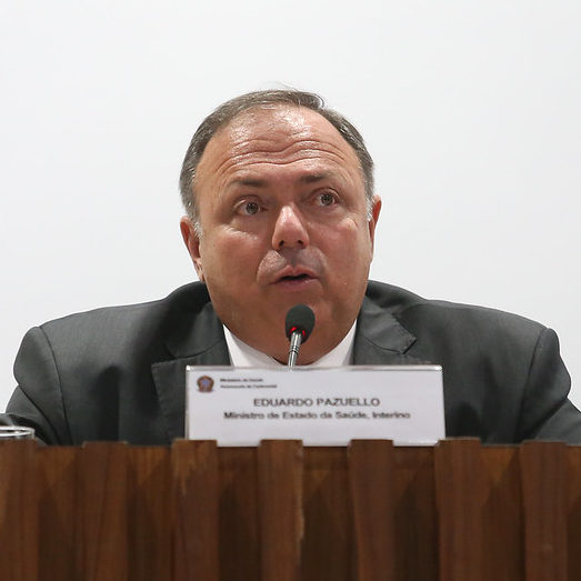 Pazuello assumirá oficialmente o Ministério da Saúde