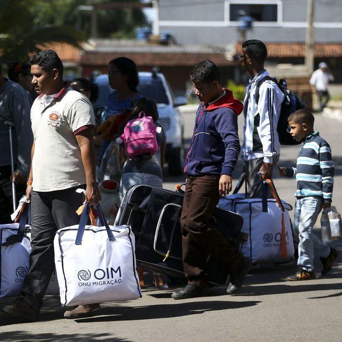 Governo recebe 177 mil pedidos de refúgio no Brasil