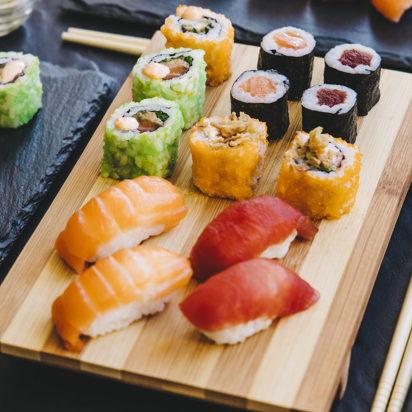 Entenda porque sushi é viciante