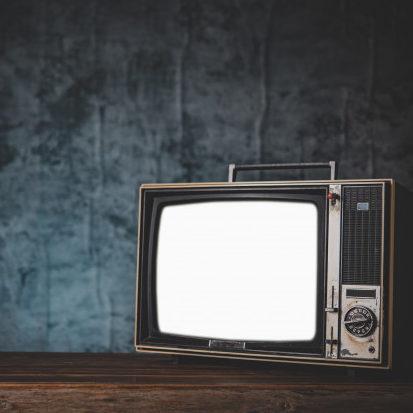 Projeto relembra história da TV aberta no Brasil