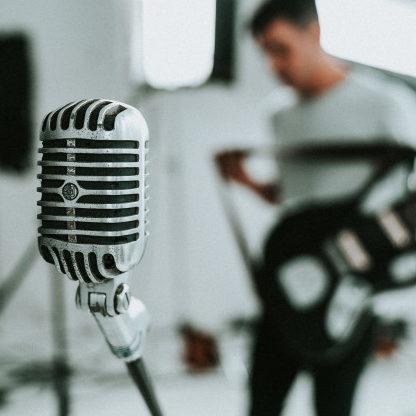 Gotas de Sabedoria: a vontade de cantar