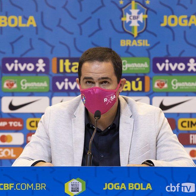 André Jardine convoca Seleção Brasileira Olímpica para amistosos