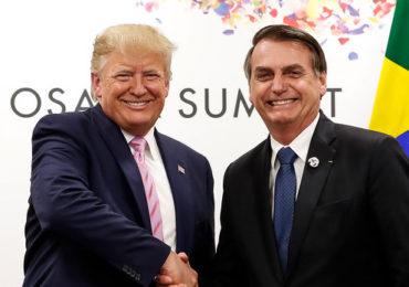 Brasil e EUA assinam acordo comercial e contra a corrupção