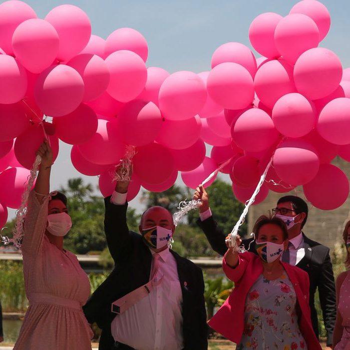 Campanha alerta para a prevenção ao câncer de mama