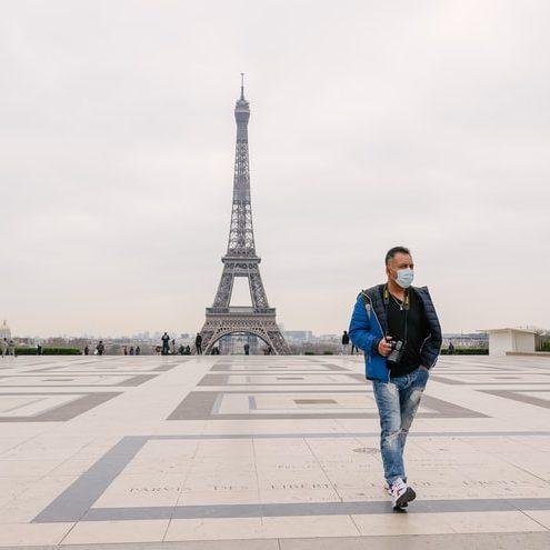 Governo francês cogita impor terceiro lockdown contra a Covid-19