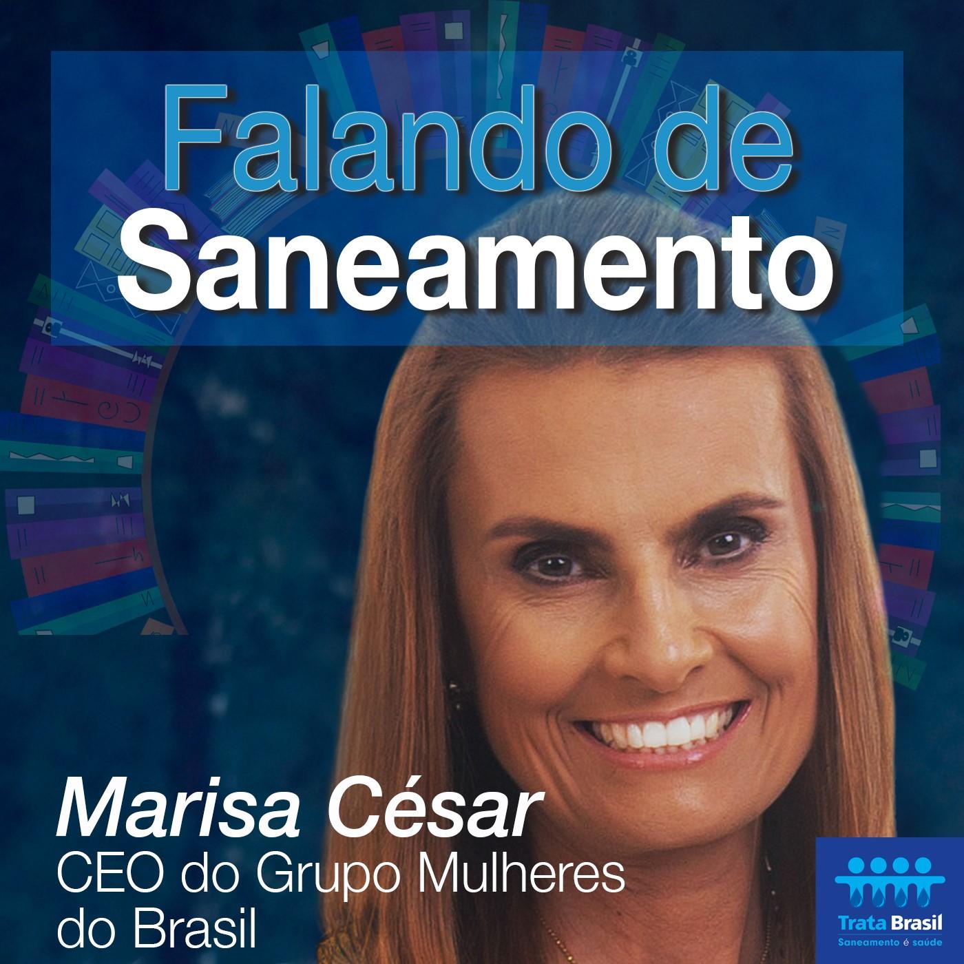Grupo Mulheres do Brasil acredita no saneamento como indicador de igualdade