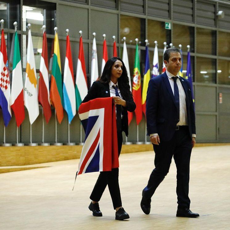Líderes europeus se reúnem para fechar acordo pós-Brexit
