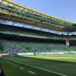 Prefeitura libera 30% de público em jogos em Belo Horizonte
