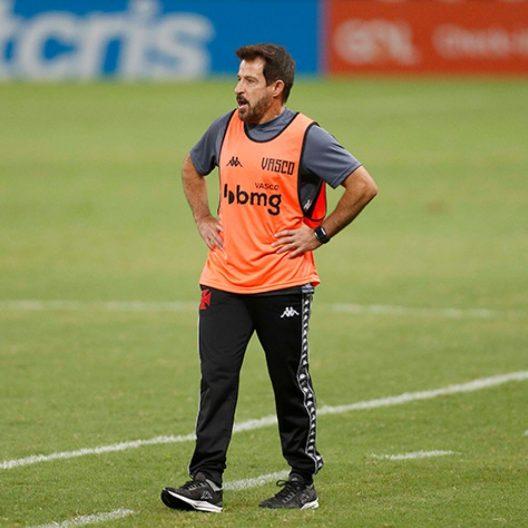 Ramon Menezes não é mais técnico do Vasco
