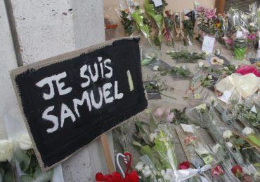 Polícia investiga envolvidos em execução de professor na França