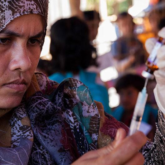 Unicef prepara estoque de 1 bilhão de seringas para futura vacina contra Covid