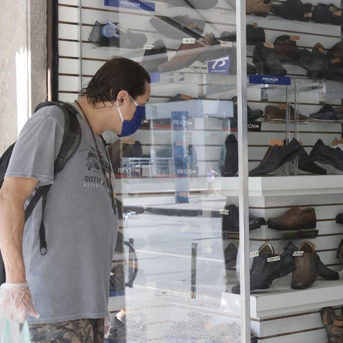 Vendas do varejo atingem maior patamar em 20 anos