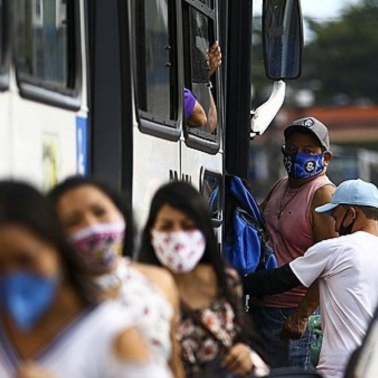 Senado aprova ajuda de R$ 4 bi para empresas do transporte coletivo