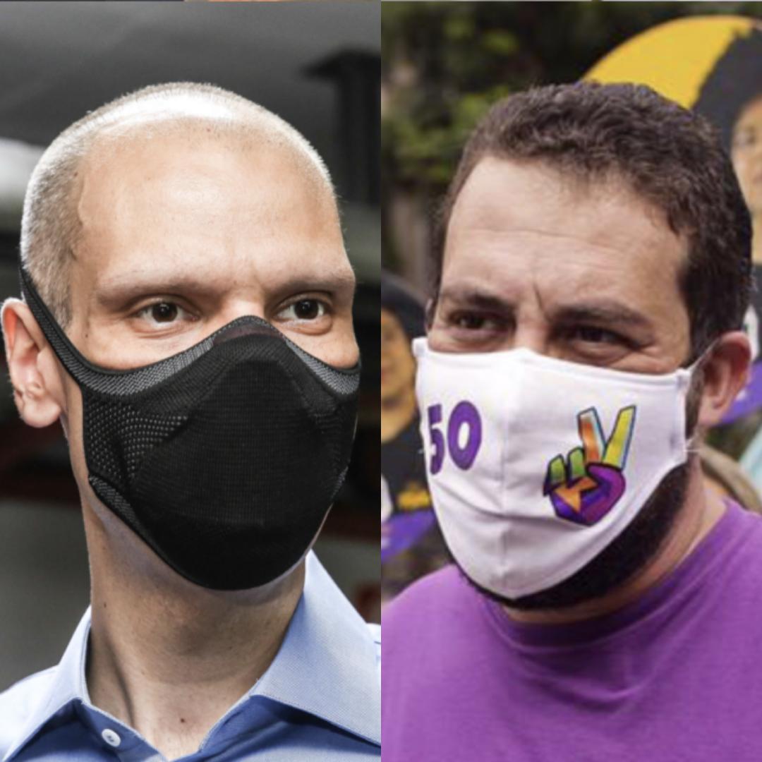 Datafolha: Covas lidera e Boulos cresce na última semana em SP