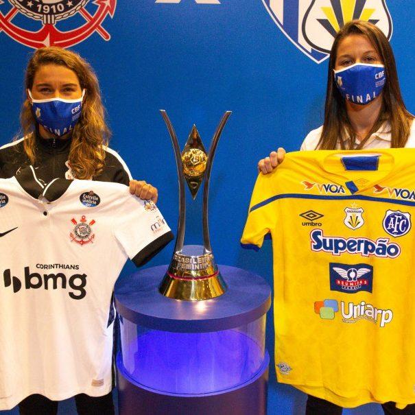 Avaí/Kindermann e Corinthians disputam primeiro jogo da final