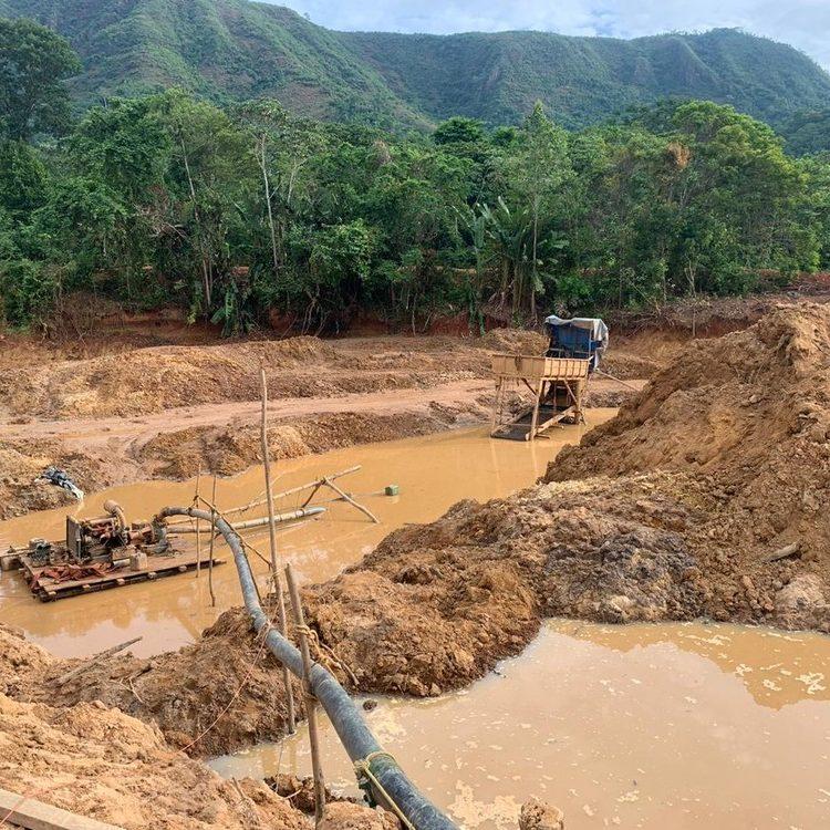 Trabalho escravo: 53 pessoas são resgatadas de garimpos no Pará