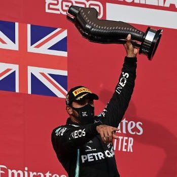 F1: Hamilton vence GP de Ímola e se aproxima do heptacampeonato