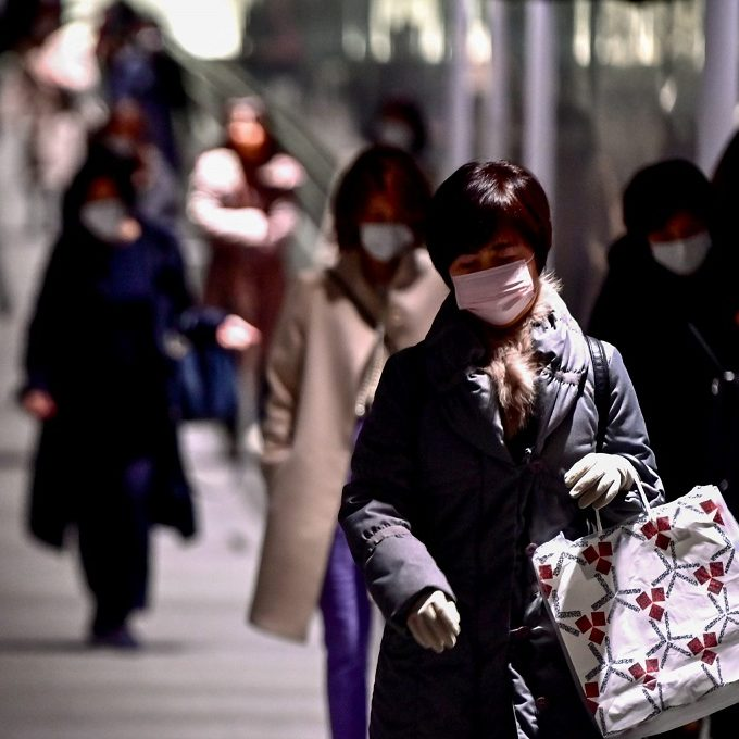 Japão entra em alerta máximo por contaminações da Covid-19